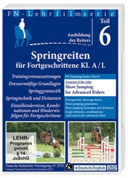 Show Jumping for Advanced Riders (DVD)