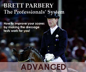 Brett Parbery: The Professionals' System- ADVANCED Double DVD Set