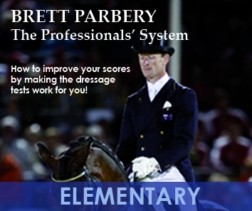 Brett Parbery: The Professionals' System- ELEMENTARY Double DVD Set