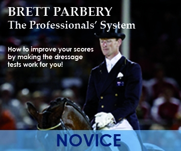 Brett Parbery: The Professionals' System- NOVICE Double DVD Set