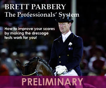 Brett Parbery: The Professionals' System- PRELIMINARY Double DVD Set