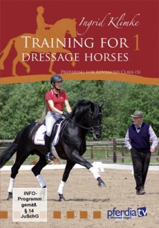 Training for Dressage Horses 1 (DVD)  NEW - NOW IN STOCK