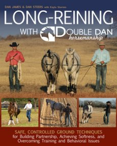 Long Reining with Double Dan (Australian)