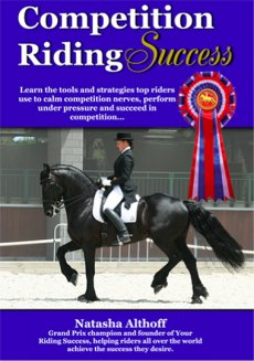 Competition Riding Success (Australian Title)