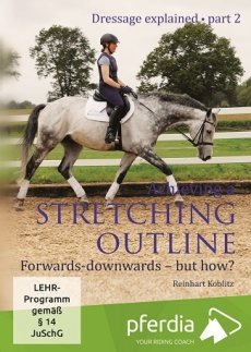 Achieving a Stretching Outline: Dressage Explained Part 2 (DVD) (Due January)
