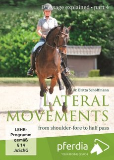 Lateral Movements: Dressage Explained Part 4 (DVD) (Due January)