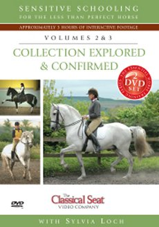 Collection Explored & Confirmed (DVD): Sensitive Schooling for the Less than Perfect Horse Vol 2 & 3