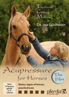 Acupressure for Horses (DVD)