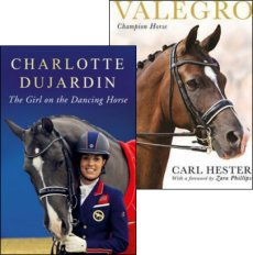 The Girl on the Dancing Horse & Valegro: Champion Horse (Book Bundle)