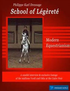 SCHOOL OF LEGERETE VOL.1 (DVD) MODERN EQUESTRIANISM
