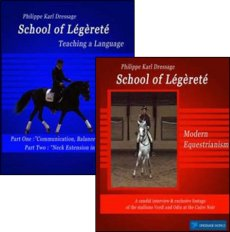 SCHOOL OF LEGERETE 1 & 2 (DVD SET)