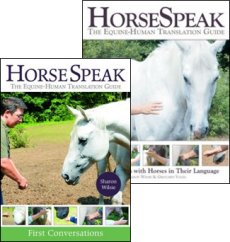 HorseSpeak Pack (Book & DVD)