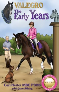 Valegro - The Early Years: The Blueberry Stories 2