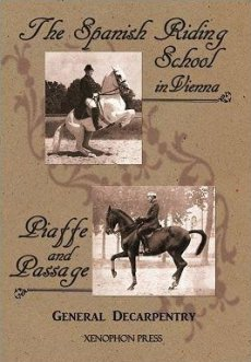 Spanish Riding School and Piaffe and Passage
