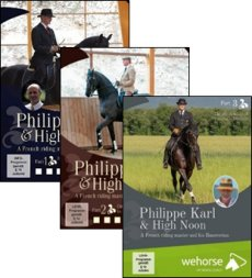 PHILIPPE KARL & HIGH NOON (DVD) SET PARTS 1-3