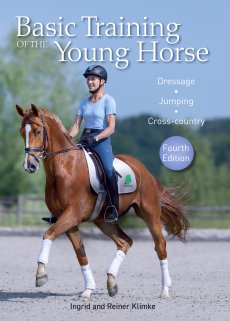 Basic Training of the Young Horse 4th Ed: Dressage, Jumping, Cross-country