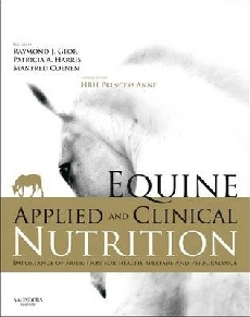 Equine Applied and Clinical Nutrition: Health, Welfare and Performance