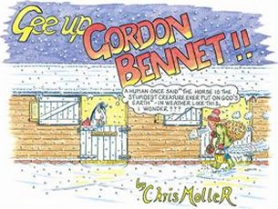Gee Up  Gordon Bennet!