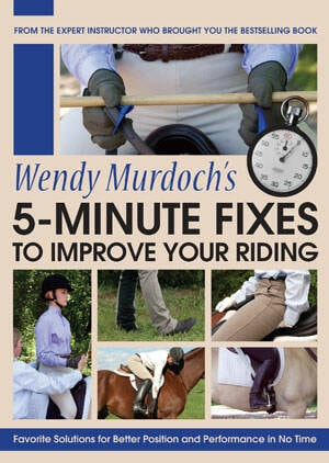 5-MINUTE FIXES TO IMPROVE YOUR RIDING (DVD)