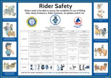 Rider Safety Wallchart