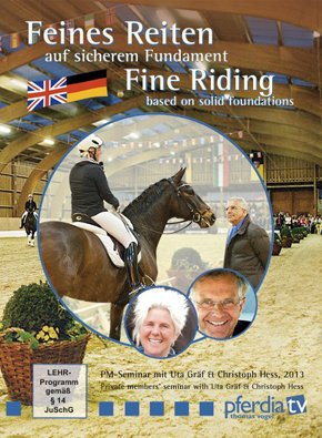 Fine Riding: Based on Solid Foundations(DVD)
