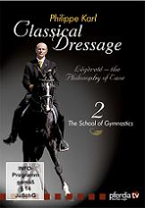 CLASSICAL DRESSAGE PART 2 (DVD)