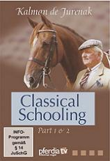 CLASSICAL SCHOOLING PART 1+2 (DVD)