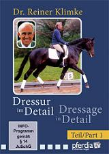 DRESSAGE IN DETAIL - PART 1 (DVD)