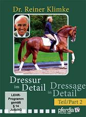 DRESSAGE IN DETAIL - PART 2 (DVD)