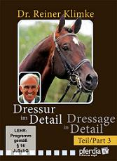 DRESSAGE IN DETAIL - PART 3 (DVD)