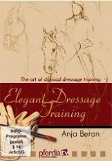 ELEGANT DRESSAGE TRAINING VOL.1 (DVD)