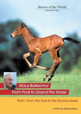 FROM THE FOAL TO THE NOVICE HORSE: PART 1 OF FROM FOAL TO GP