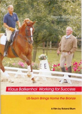 KLAUS BALKENHOL WORKING FOR SUCCESS