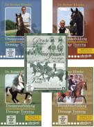 DR REINER KLIMKE SET OF 5 DVDS