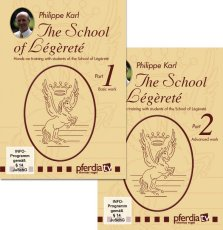 SCHOOL OF LEGERETE 1 & 2 (DVD)
