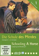 SCHOOLING A HORSE PART 1 (DVD): LUNGEING AND BREAKING