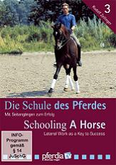 SCHOOLING A HORSE PART 3 (DVD): LATERAL WORK