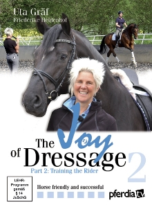 JOY OF DRESSAGE (DVD) PART 2: TRAINING THE RIDER