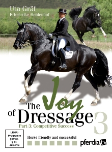 JOY OF DRESSAGE (DVD) PART 3: COMPETITIVE SUCCESS