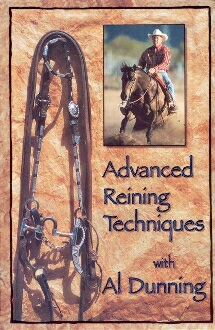 ADVANCED REINING TECHNIQUIES DVD