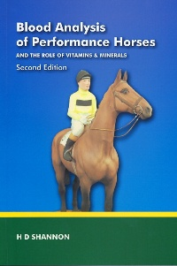 Blood Analysis of Performance Horses (Australian Title)