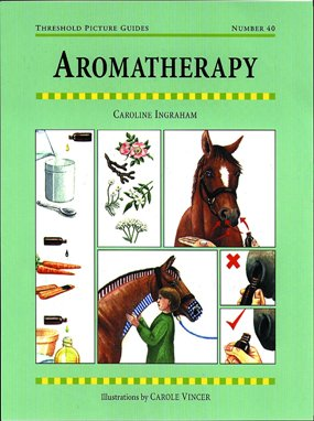 Aromatherapy For Horses: TPG 40