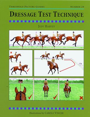 Dressage Test Technique: TPG 29