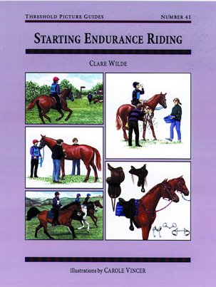 Starting Endurance Riding: TPG 41