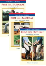 Ride Like a Natural 1, 2 & 3 Bundle